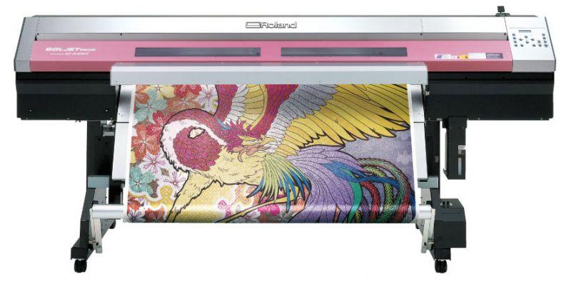 Плоттер Roland XR 640