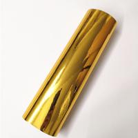 Пленка глянцевое золото
